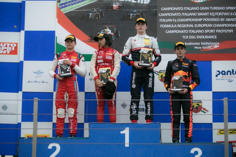 Podium1 Rookie, Vallelunga 2019 4575